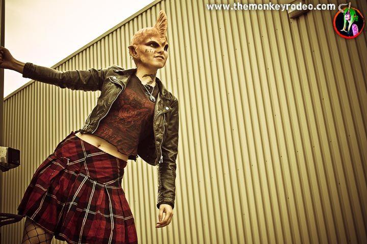 Demon Punk (3) by FoxH on DeviantArt