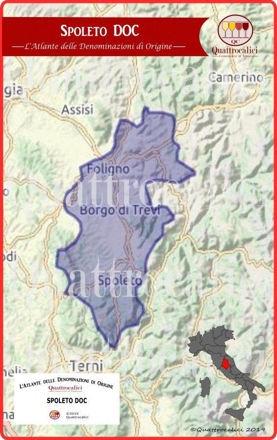 Spoleto DOC - Tutte le DOC della regione Umbria | Vino ...