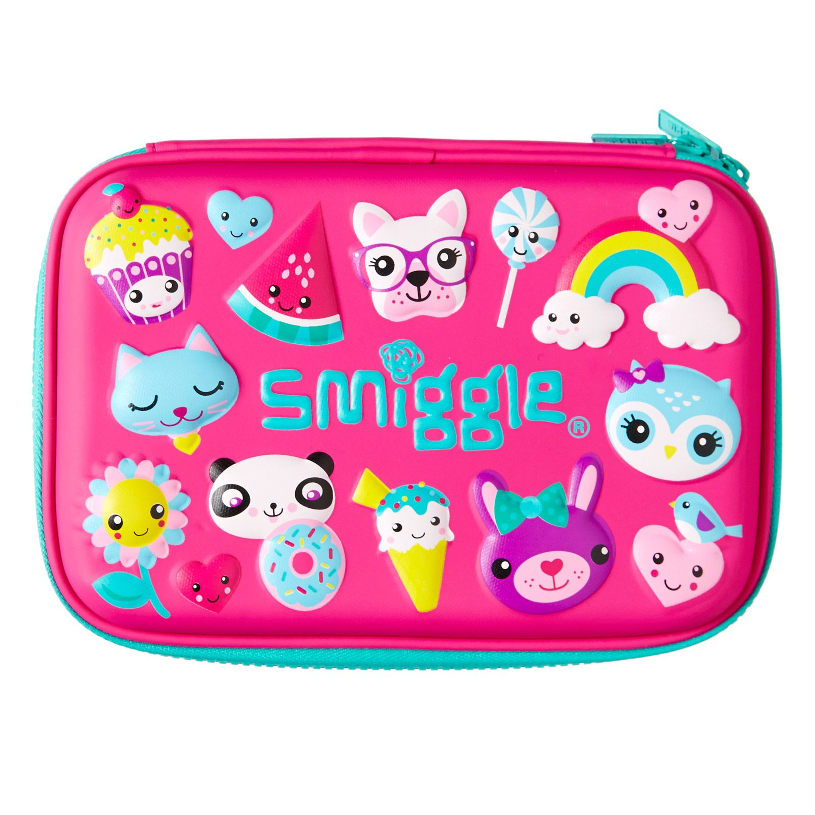 Image for Groovy Hardtop Pencil Case from Smiggle Kids
