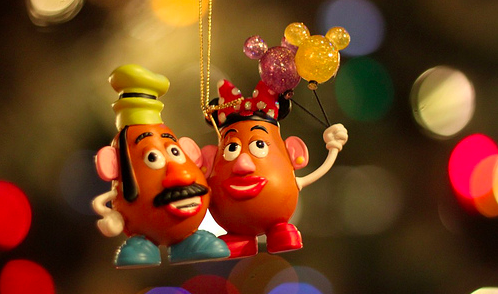 Mr. and Mrs. Potato Head go on vacation… (tigereon
