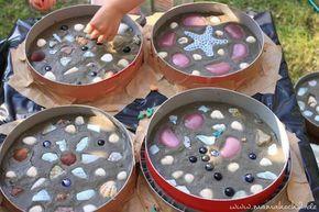 Photo of Trinn for hageseng – DIY laget av betong ⋆ Mamahoch2