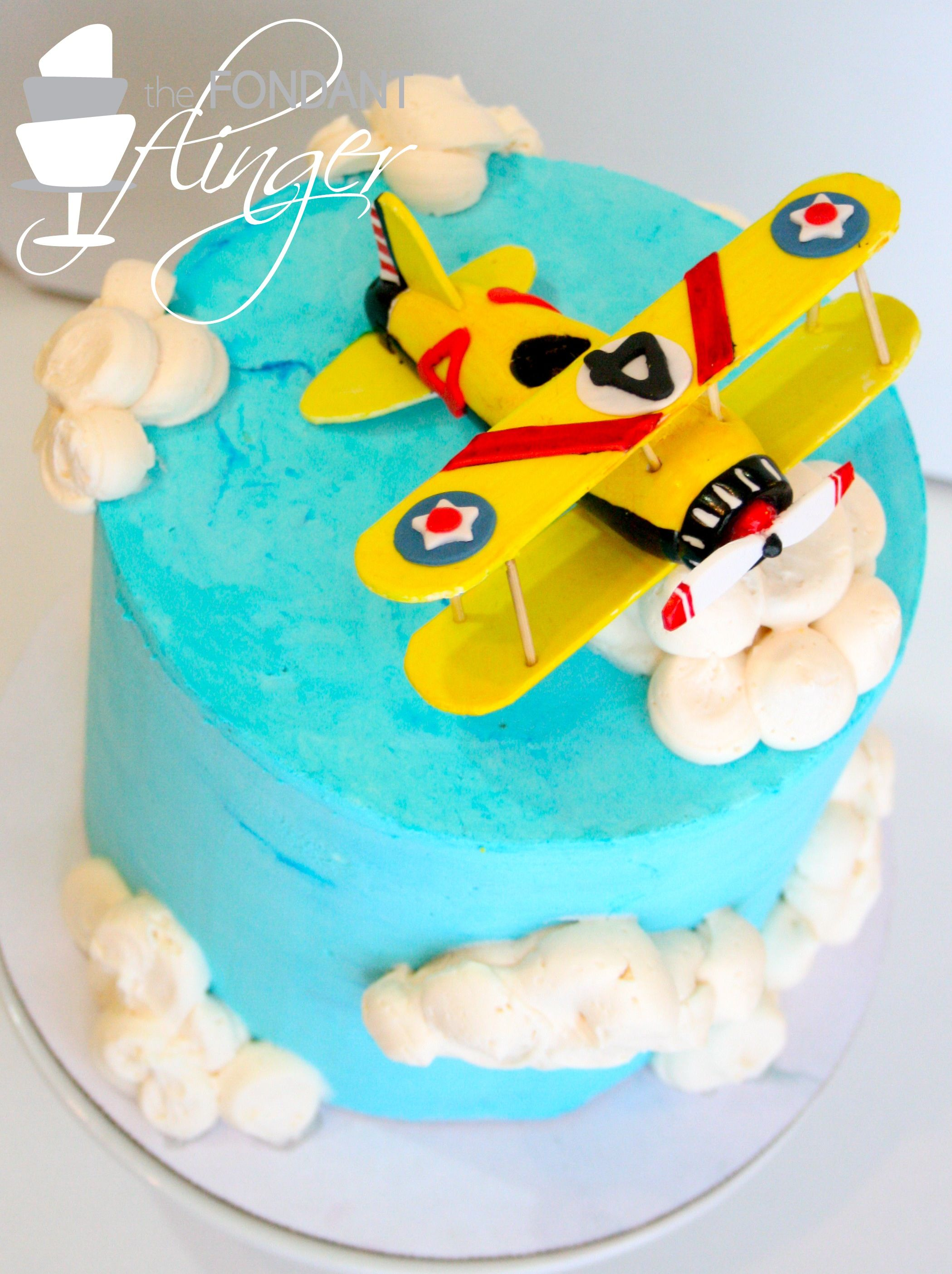 vintage airplane cake 50er ideen pinterest flugzeugkuchen fondant deko und kuchen ideen. Black Bedroom Furniture Sets. Home Design Ideas