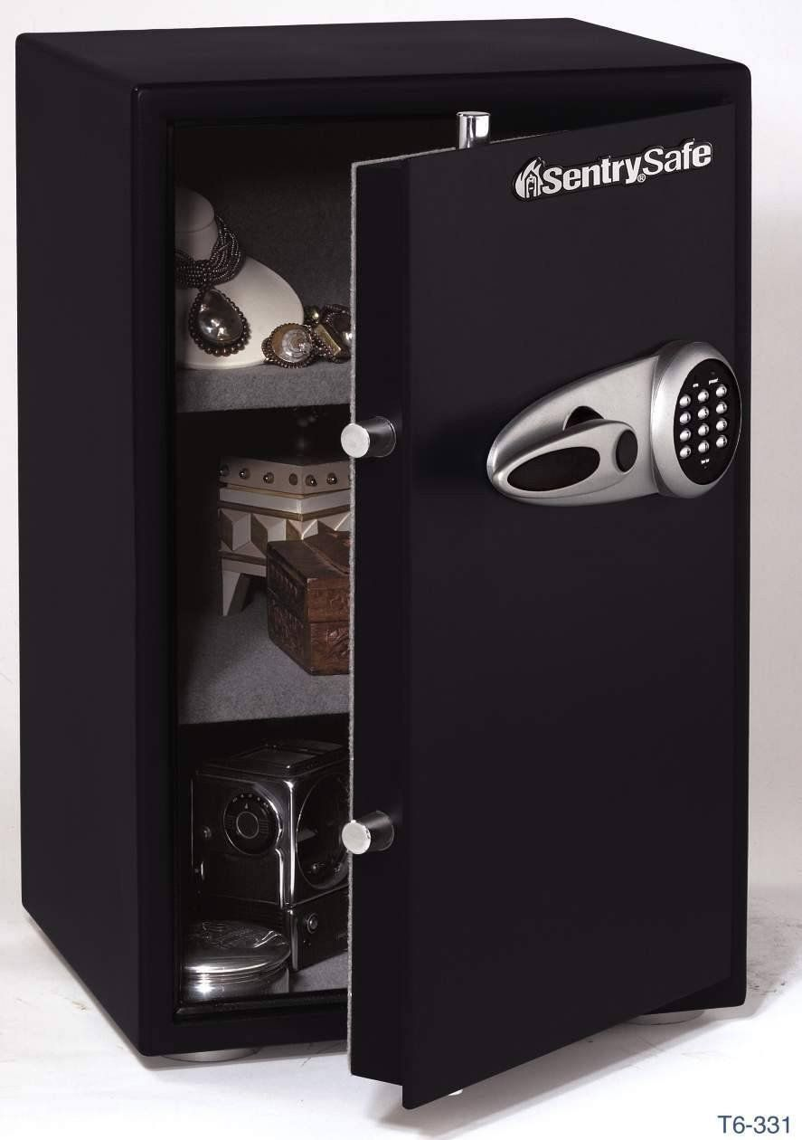 Sentry T6 331 Security Safe Security Safe Safety Box For Home Electronic Lock