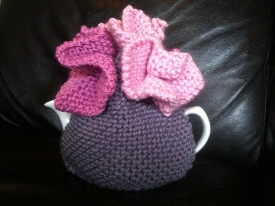 Funky Tea Cosy and 2 Cup Tea Pot - The Supermums Craft ...