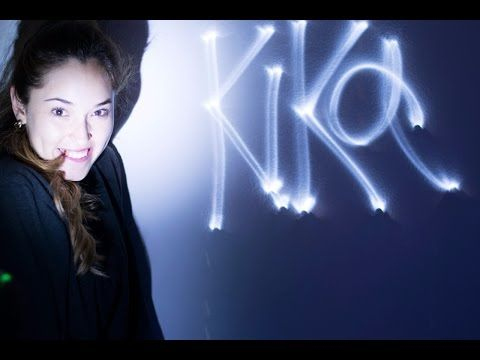 Pintando con Luz | Kika Nieto - YouTube