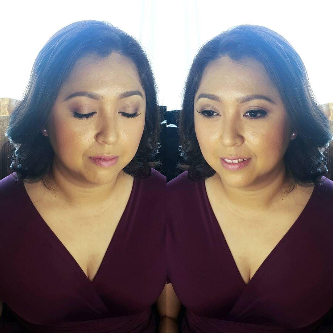Wedding Entourage Hairstyle: #OnMyMakeupChair Entourage Makeup For Last Saturday's