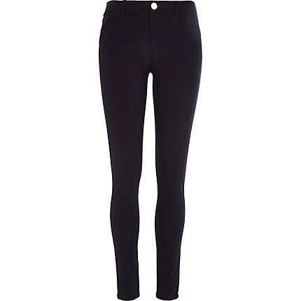 Black skinny trousers £30.00