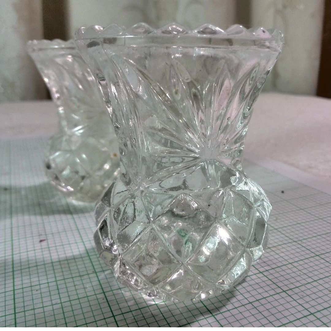 Price is for the pairntage crystal cut glass bud vases vintage crystal cut glass bud vases toothpick holder pair reviewsmspy