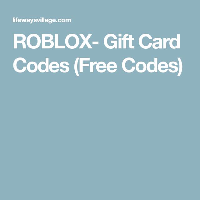 Robux Card Codes For Free - Roblox Gift Card Codes Free Codes Tarjetas De Regalo En