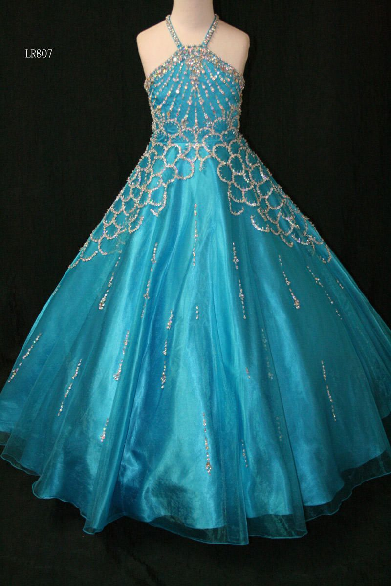 Pin by Girli Girl Prom and Pageant on Little Girl\'s Pageant Dresses ...