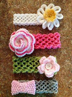 Pin By Judy Petersen On Babies Crochet Headband Pattern Crochet
