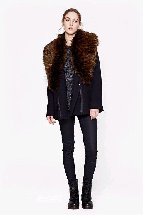Mia Wool Coat