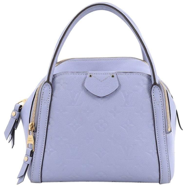 0cfd418eac2b Louis Vuitton Marais Handbag Monogram Empreinte Leather BB