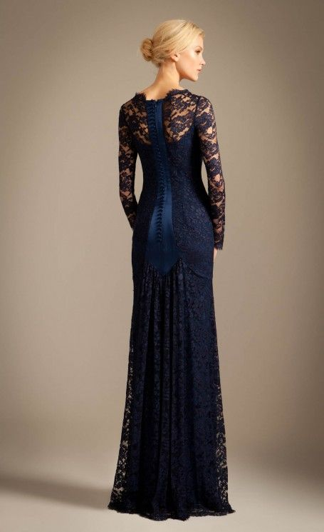 Long Cleo Lace Dress | Dresses-Long | Pinterest | Temperley, Alice ...