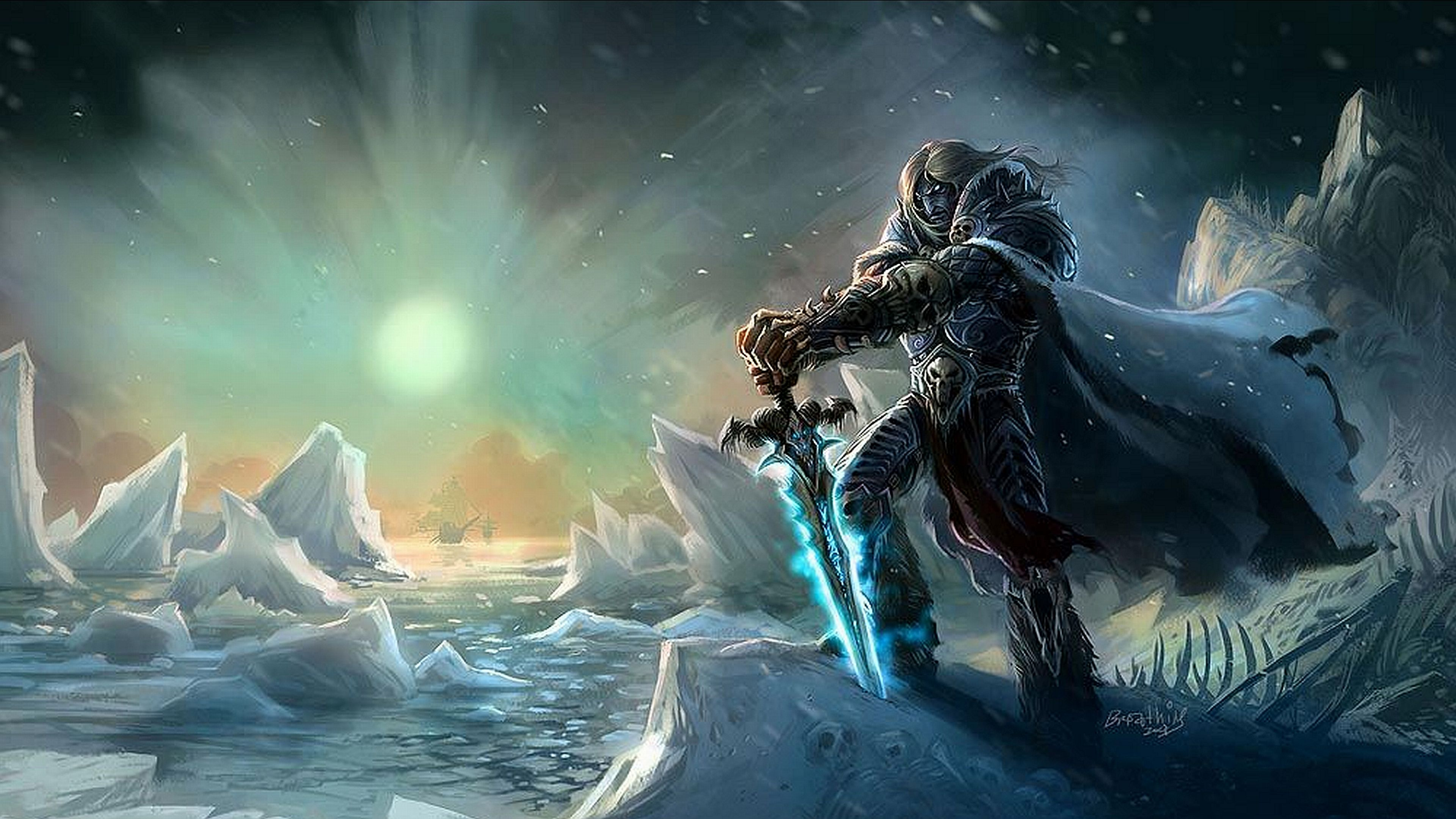 Warcraft Hd Wallpapers 2 3840 X 2160 World Of Warcraft World