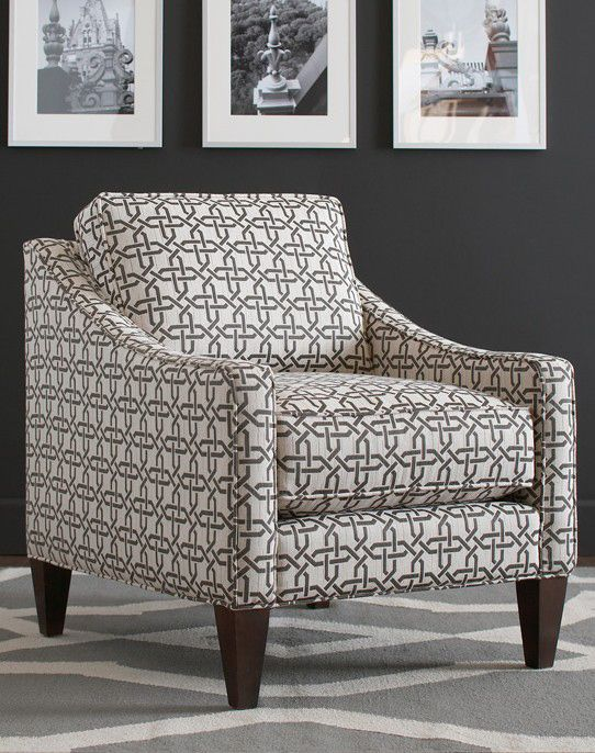 jermain occasional chair 5722 001 libby langdon furniture - Libby Langdon Furniture