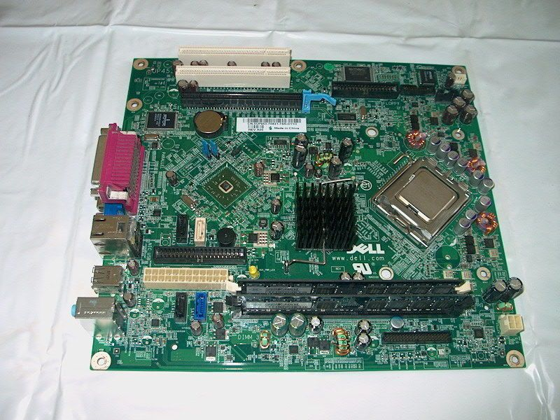 Fantastic Dell Up453 Motherboard Pentium D 925 3Ghz Cpu 2Gb Ddr2 Interior Design Ideas Oxytryabchikinfo
