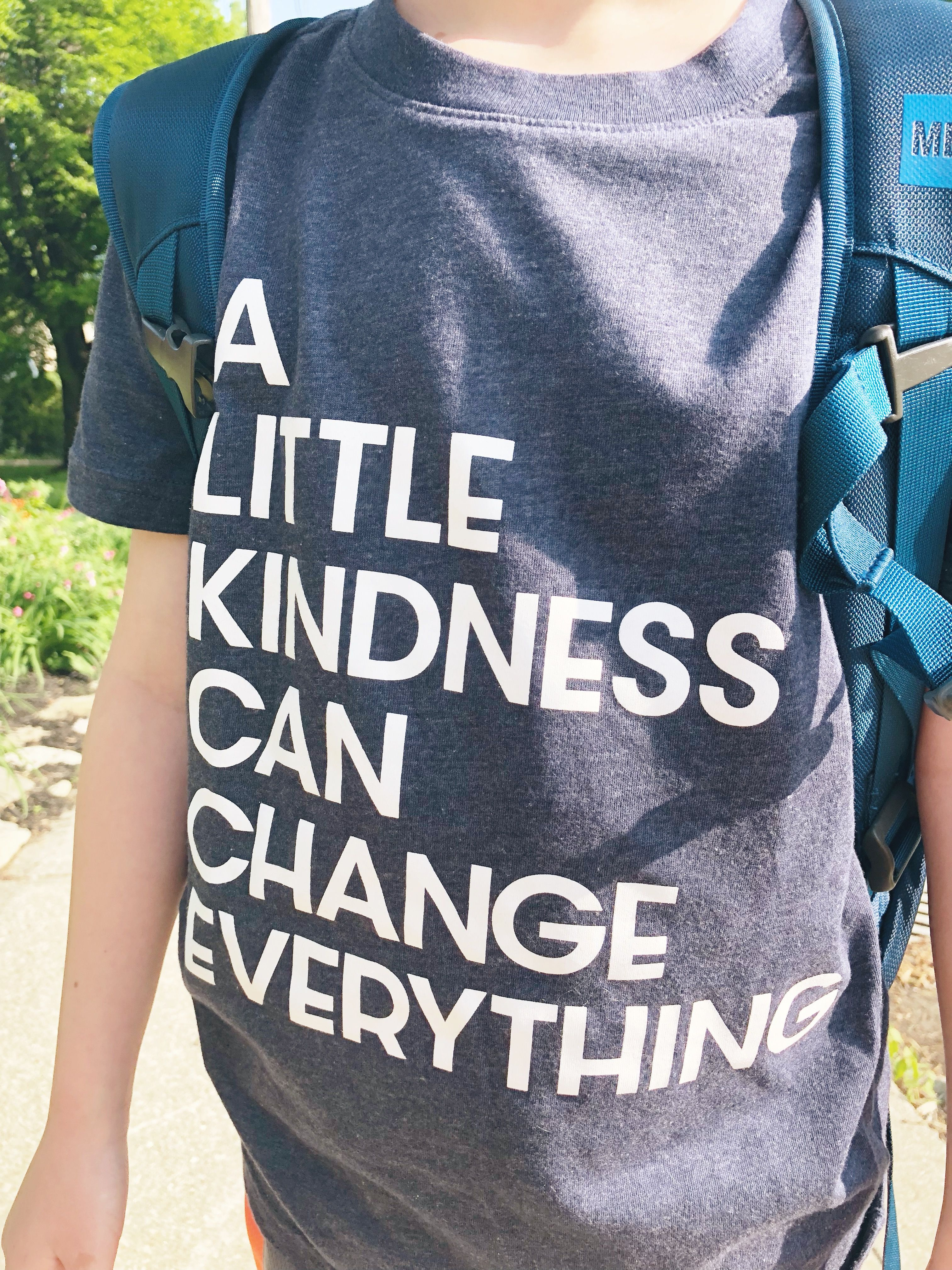 A Little Kindness Can Change Everything Change Your