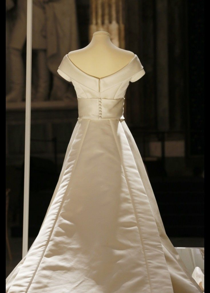 Queen Silvia Crown Princess Victoria And Sofia Attended The Royal Wedding Dresses Exhibition At