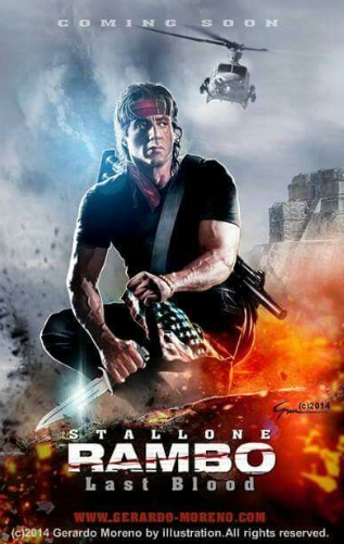 Pin On Watch Rambo Last Blood Movie For Free On Online
