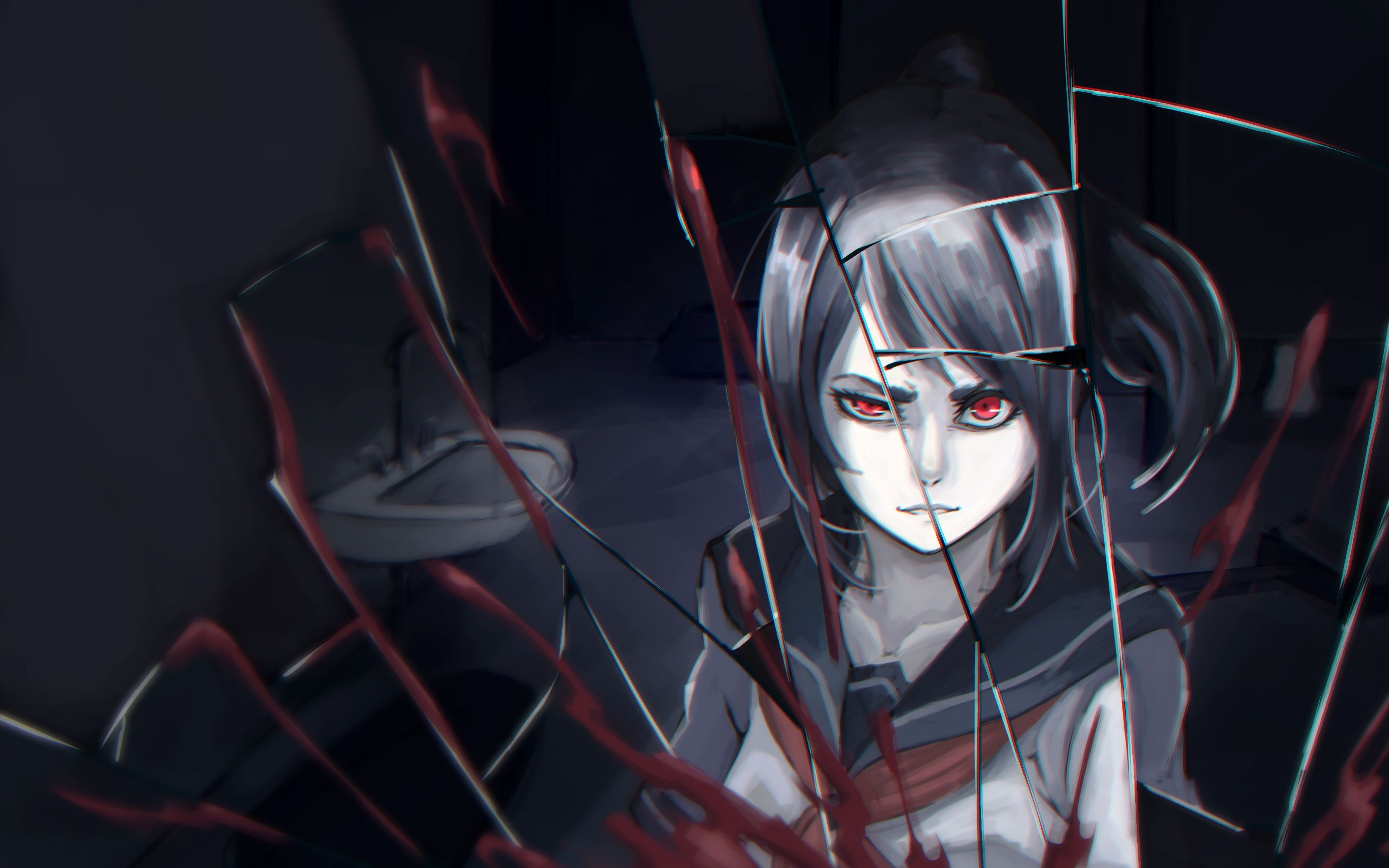 Pin de Anime WallpaperS em Anime & Manga Yandere