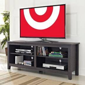Weathered Wood Tv Stand 58 Walker Edison Target Las Vegas