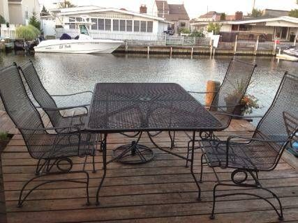 Steel Patio Furniture Iron Patio Furniture Patio Furniture