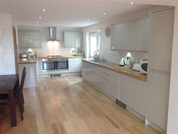Howdens Grey Irving Property Kitchens Kitchen