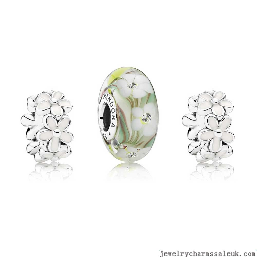 Pandora Charms Forever Floral Set GQ0794
