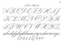 Image Result For Cute Cursive Fonts Alphabet