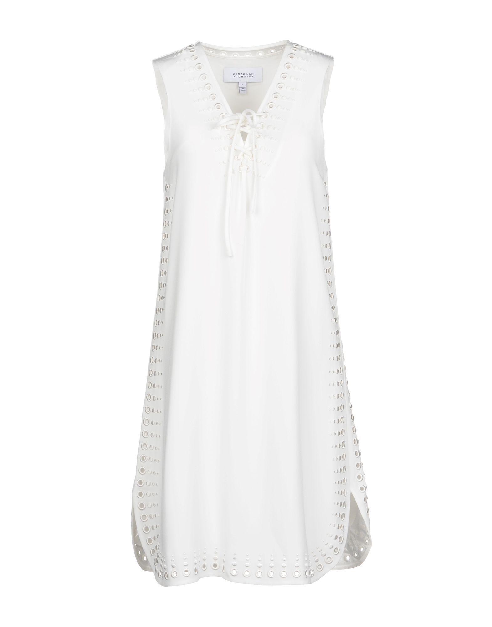 DEREK LAM 10 CROSBY Damen kurzes Kleid2 Weiß, #DEREKLAM10CROSBYDamenkurzesKleid2Weiß #kleidalinie #kleidfürhochzeit #kleidrot #kleidschwarz #kleidweiß #kleider #kleiderkreisel #kleidermotten #kleiderschrankweiß #kleidung #VERKAUF #Yoox #weißekleiderkurz DEREK LAM 10 CROSBY Damen kurzes Kleid2 Weiß, #DEREKLAM10CROSBYDamenkurzesKleid2Weiß #kleidalinie #kleidfürhochzeit #kleidrot #kleidschwarz #kleidweiß #kleider #kleiderkreisel #kleidermotten #kleiderschrankweiß #kleidung #VERKAUF #Yoox #weißekleiderkurz