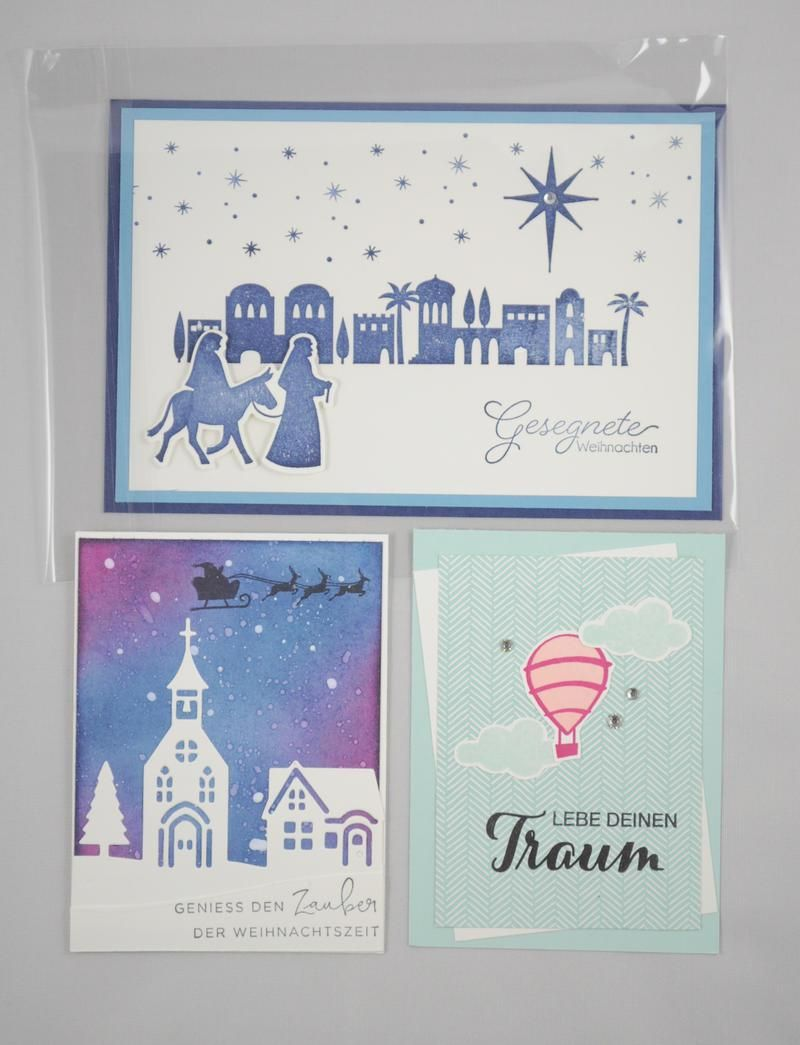 Weihnachtskarten Katalog.Kleinerhase Stempelnase Stampin Up Demonstratorin In Bernau Bei