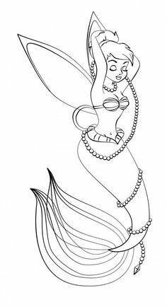 ideaarleen stader on mermaids | mermaid coloring pages