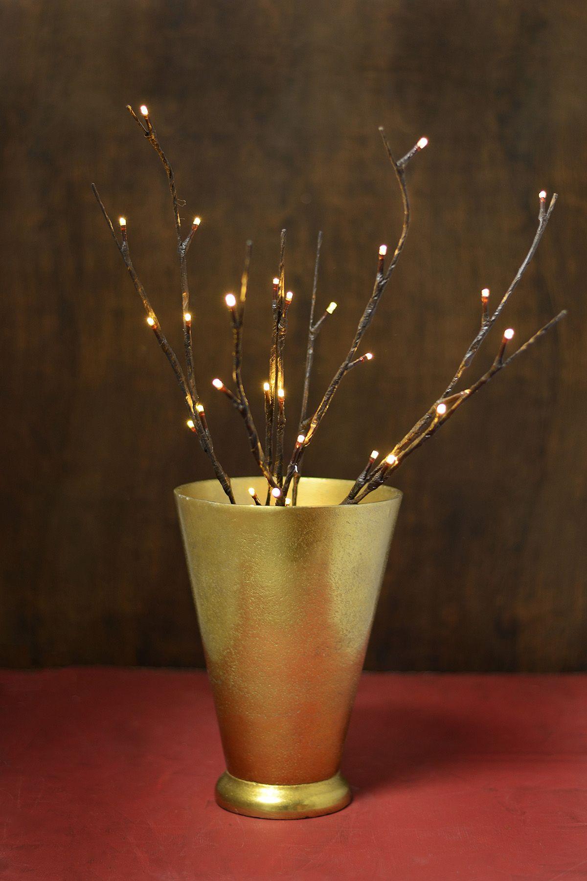 Lighted Branches Lighted Branches Branch Centerpieces