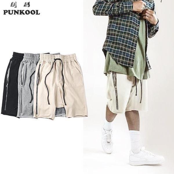 41b5adb5d114 Casual Shorts 2017 Men s Summer Fashion Hip Hop Street Sweatpants ...