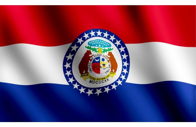 Missouri Flag Missouri Missouri State Flag Missouri Flag