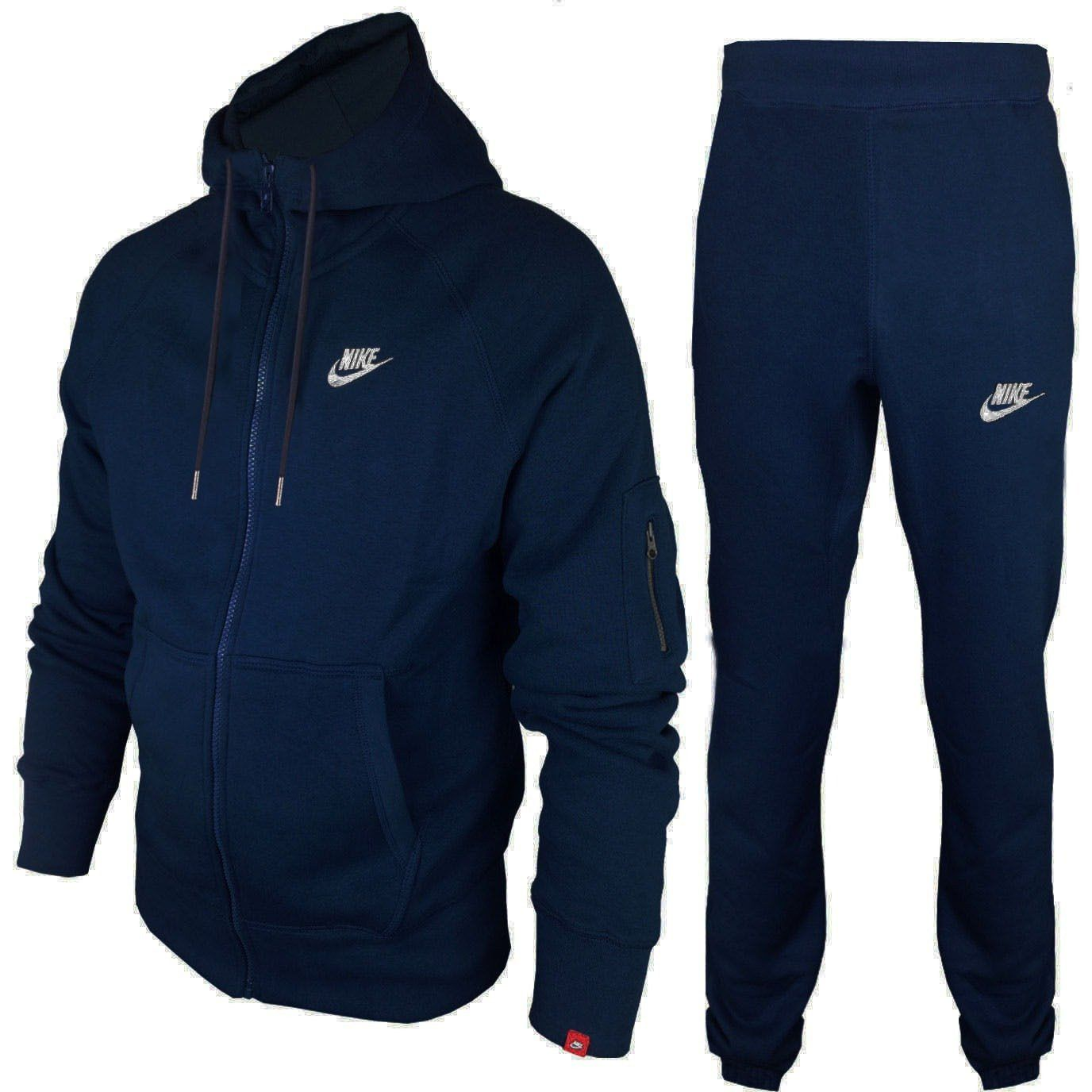 b34ca61eb265 Men Nike fleece navy tacksuit  photography  sale  niketshirts  calvinklein   skinny  nike  nikeairmax  causalwear  stoneisland  joggers