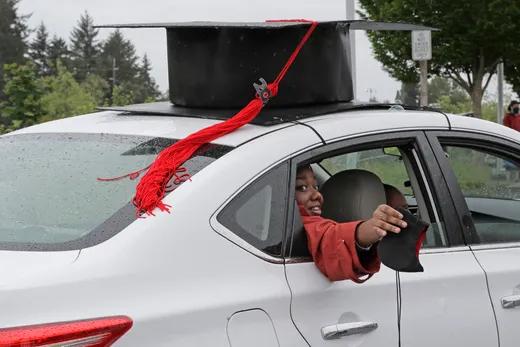 Giant Graduation Cap For Car Google Search Graduation Cap For Car Grad Parties Graduation Cap