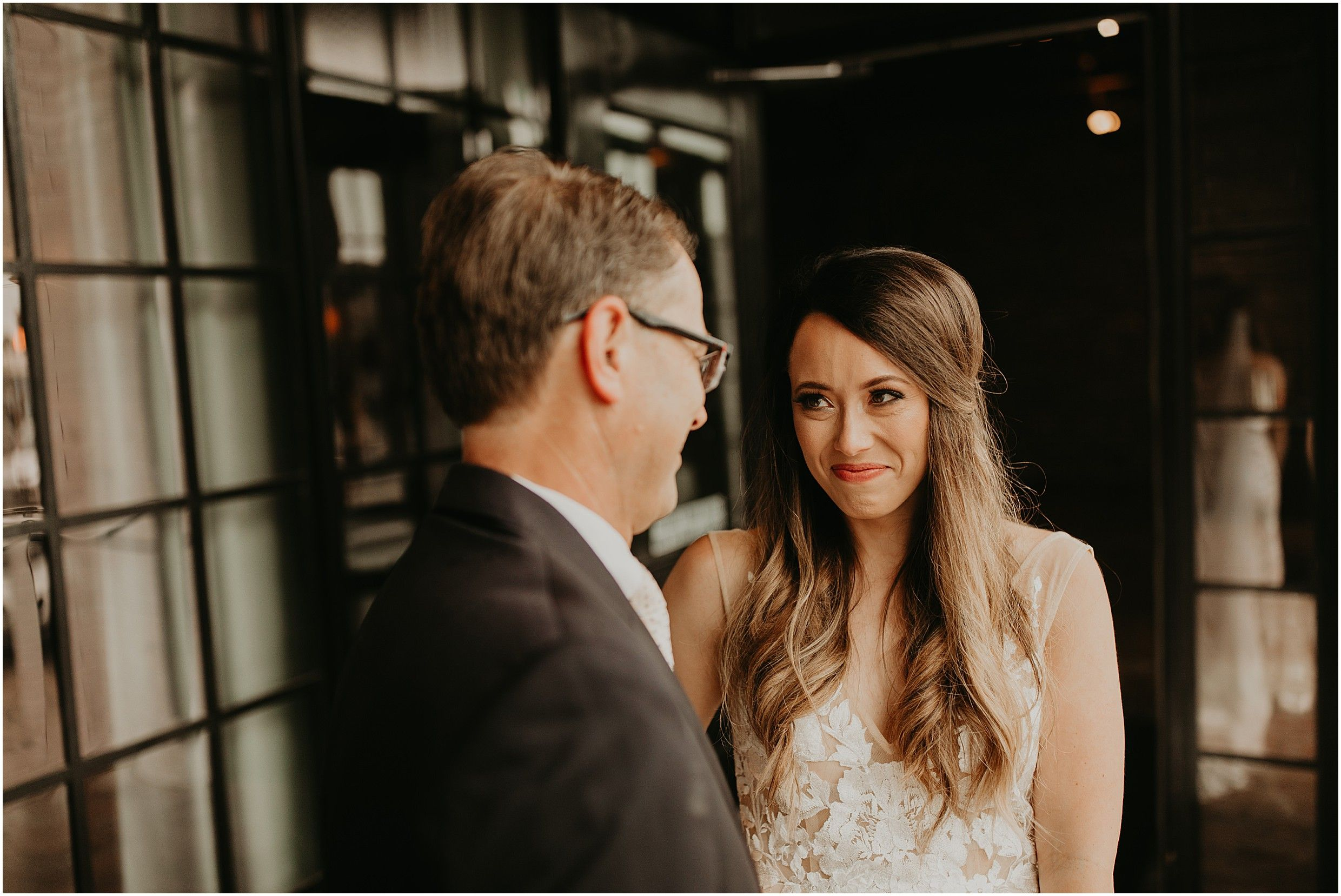 A MustSee Rainy Day Wedding at The Guild KC in