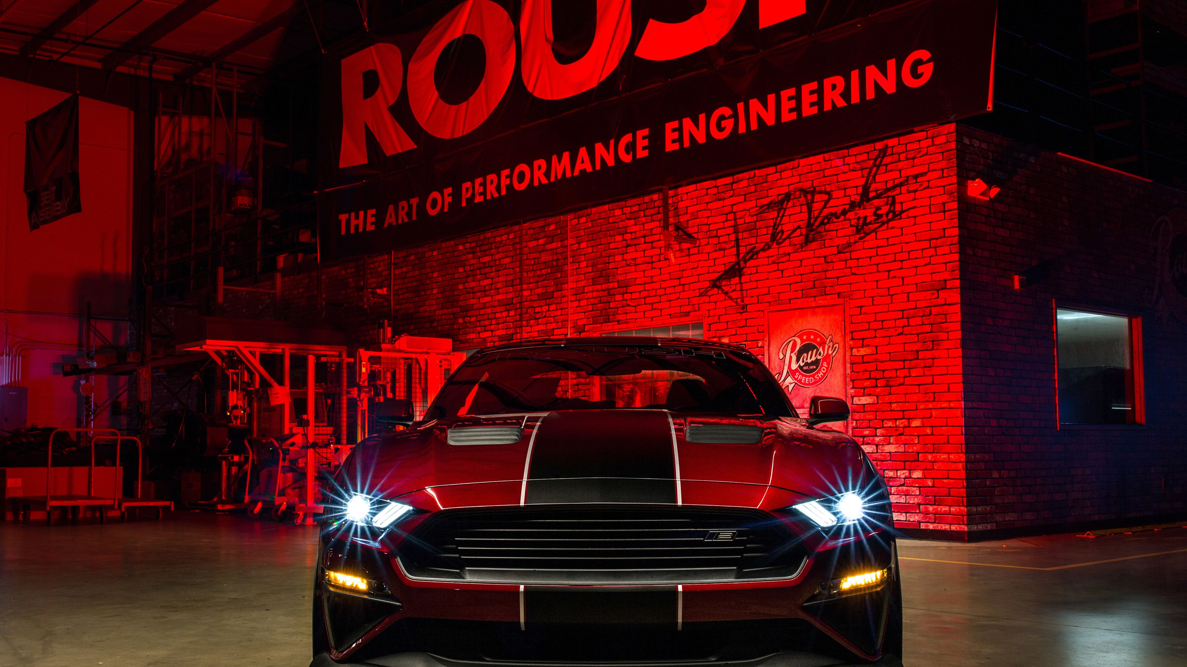 Wallpaper 4k 2018 Roush Rs2 2018 Cars Wallpapers 4k Wallpapers