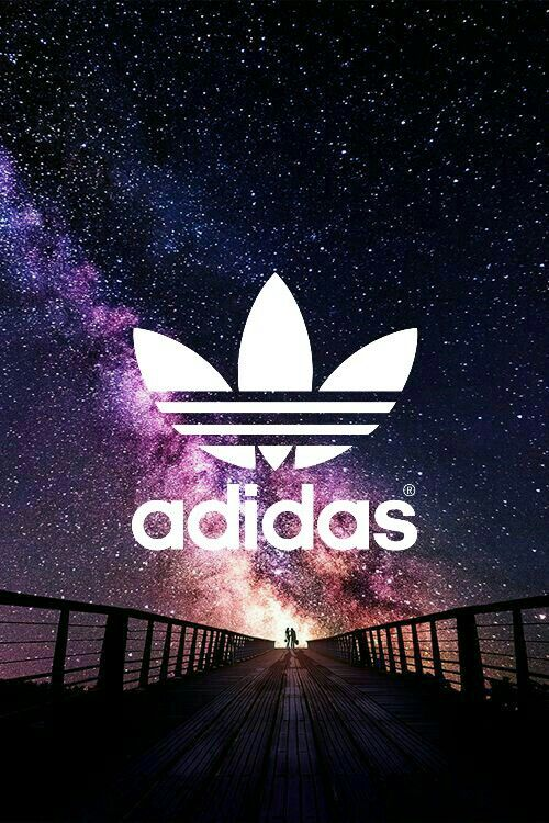 adidas logo: the first by MsTeenQueen on DeviantArt