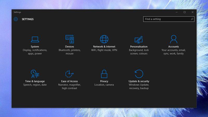 How To Unlock Secret Settings In Windows 10 Windows 10 Windows Customized Windows Background image windows 10 registry