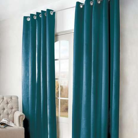 teal blackout curtains curtain solid skipper proddetail polyester