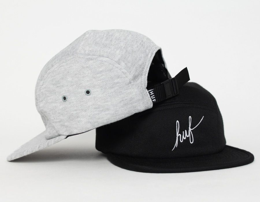 15b40e3873a HUF 5 Panel Fleece Cap