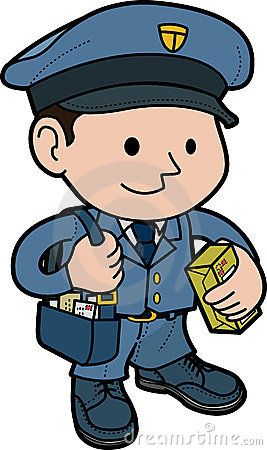Mailman clipart animated, Mailman animated Transparent FREE for download on  WebStockReview 2020