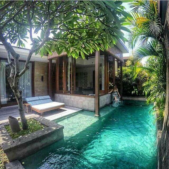 Hinterhof Spa Pool #bedroomsideas