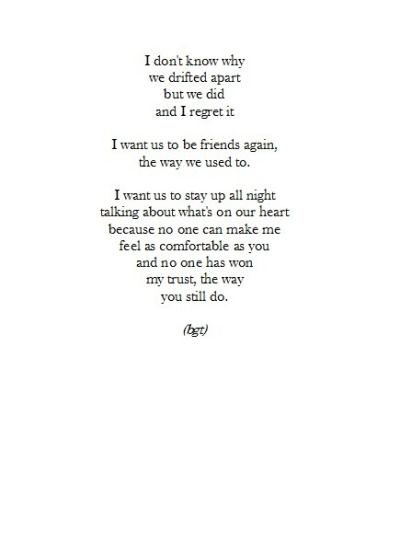 Ex Best Friend Quotes Tumblr Cursi Poems Best Friend Quotes
