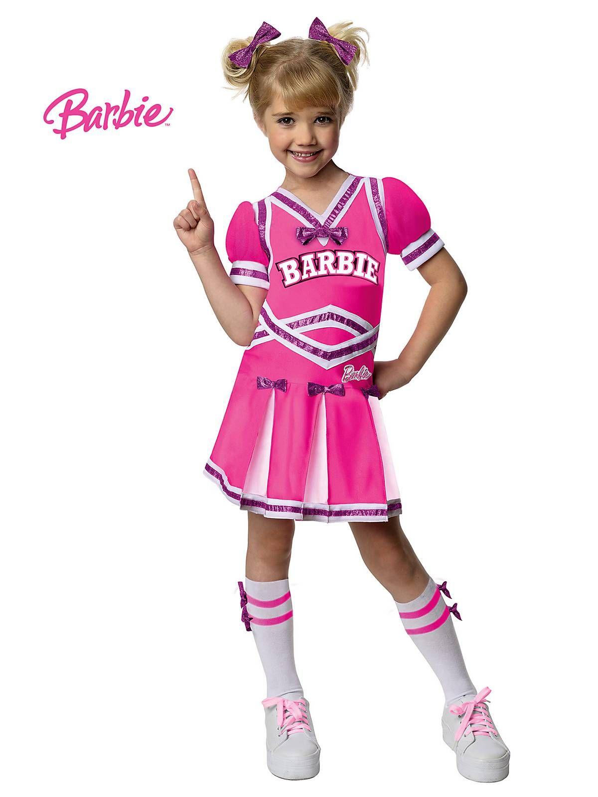 Barbie Cheerleader Costume | Wholesale Barbie Costumes for Girls ...
