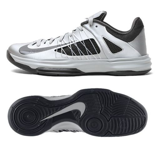 new product b5547 1efc5 ... purple for sale be622 cd7e3  clearance nike hyperdunk low strata grey  midnight fog basketball shoes 554671 001 size 11 c4eaa f709b