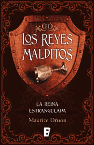 La Reina Estrangulada Los Reyes Malditos 2 Pdf Free Download Maurice Druon Bottle Opener Wall Online Ebook
